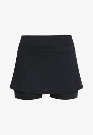 EMMA SKORT  - Falda de deporte - black