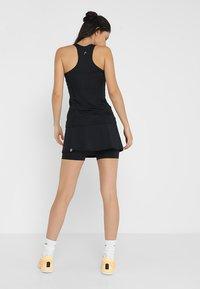Head - EMMA SKORT  - Sportovní sukně - black - 2