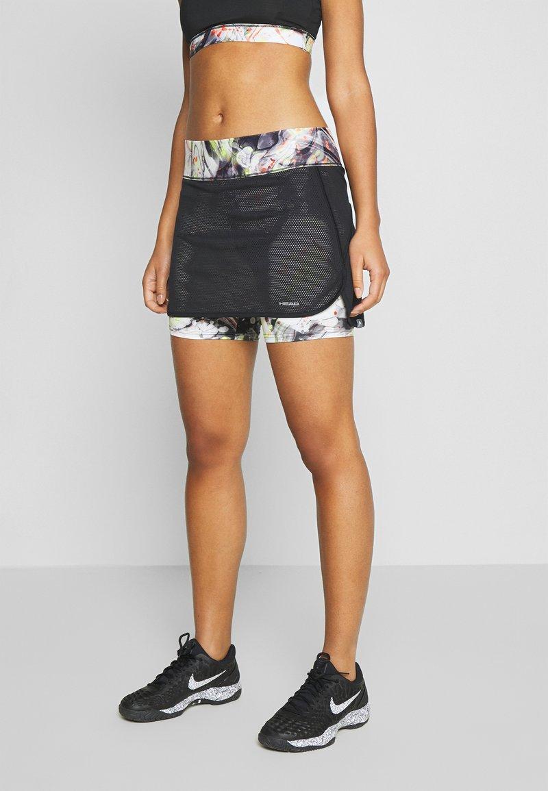 Head - SMASH SKORT - Sports skirt - darkblue