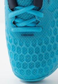 Head - REVOLT PRO 3.0 ALL COURT MEN - Tenisové boty na všechny povrchy - blue - 5