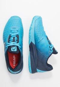Head - REVOLT PRO 3.0 ALL COURT MEN - Tenisové boty na všechny povrchy - blue - 1
