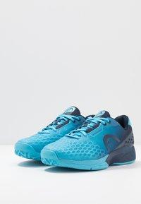 Head - REVOLT PRO 3.0 ALL COURT MEN - Tenisové boty na všechny povrchy - blue - 2