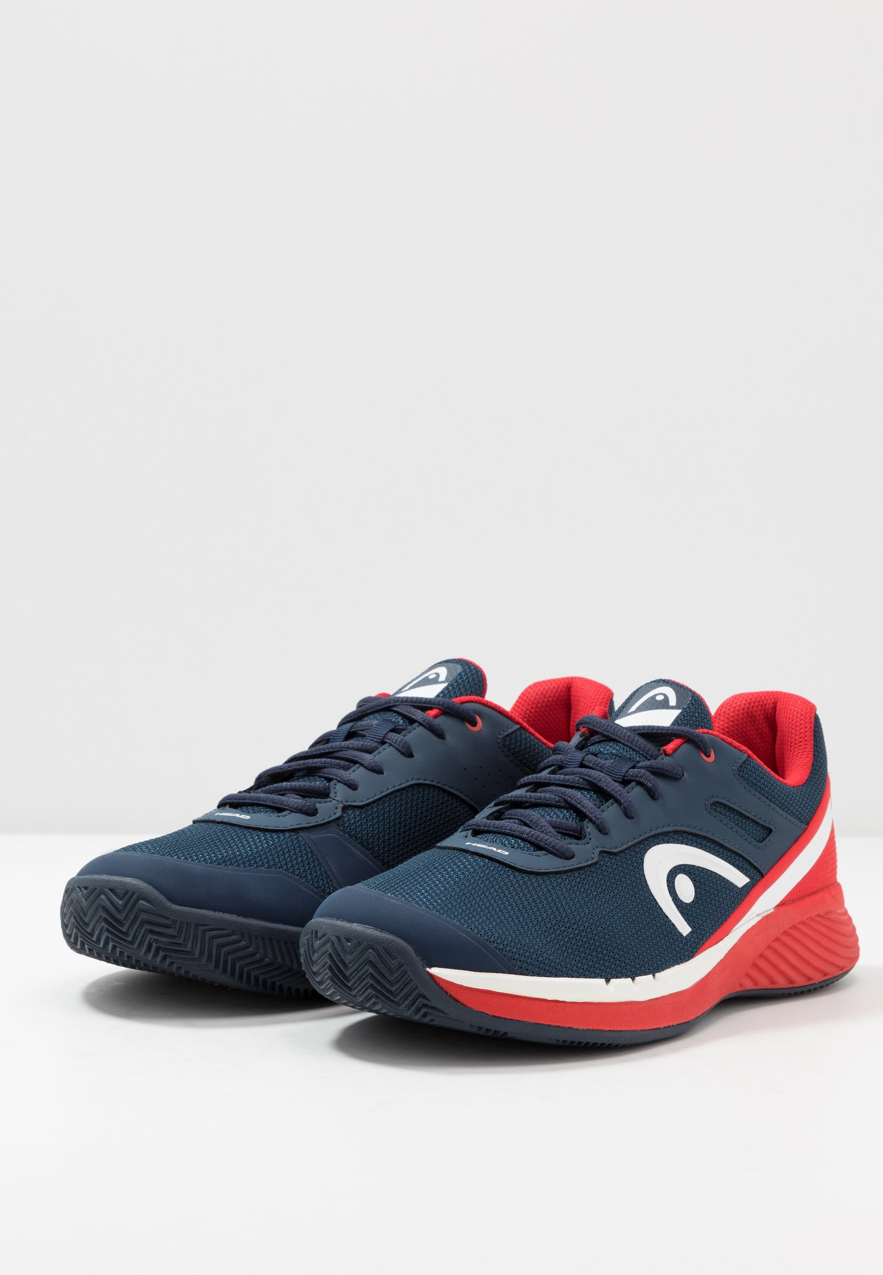 Head Sprint Evo Clay - Chaussures De Tennis Pour Terre-battueerre Battue Red/royal Blue