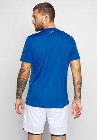 Head - SLIDER - T-shirt imprimé - dark blue - 2