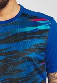 Head - SLIDER - T-shirt imprimé - dark blue - 4