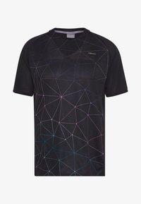 Head - T-shirt imprimé - black - 3