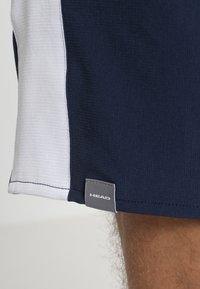 Head - PERF  - Sports shorts - darkblue - 4