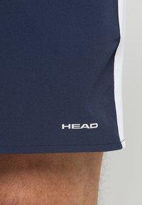 Head - PERF  - Sports shorts - darkblue - 6