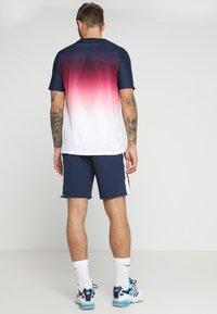 Head - PERF  - Sports shorts - darkblue - 2