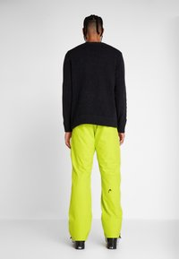 Head - SUMMIT PANTS - Pantalon de ski - yellow - 2