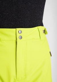 Head - SUMMIT PANTS - Pantalon de ski - yellow - 6