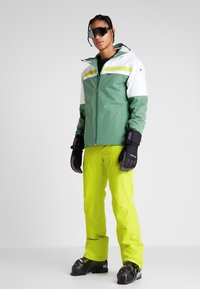 Head - SUMMIT PANTS - Pantalon de ski - yellow - 1