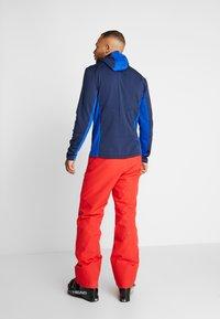 Head - SUMMIT PANTS - Pantalon de ski - red - 2