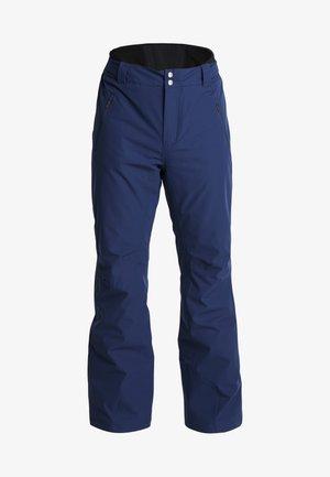 SUMMIT PANTS - Snow pants - dark blue