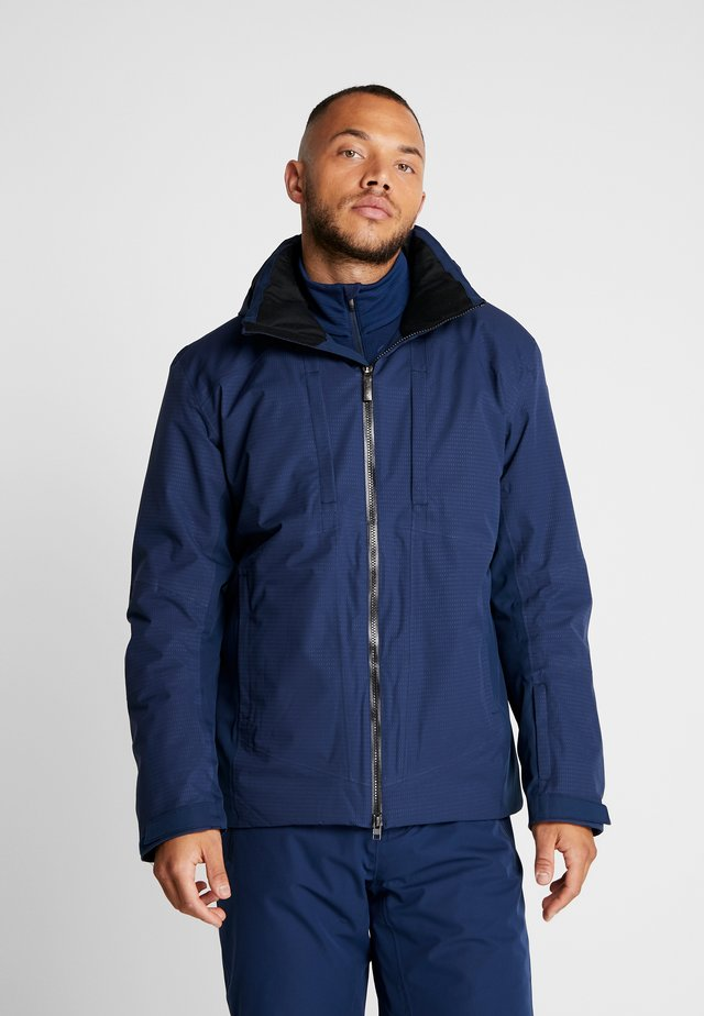 EPIC JACKET - Veste de ski - dark blue