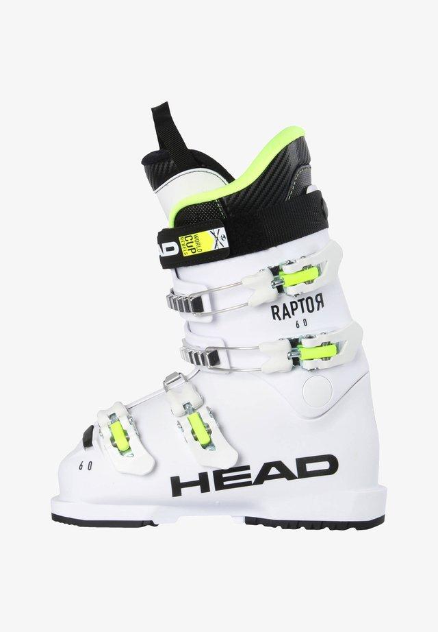 RAPTOR 60 WHITE - Ski boots - weiss (100)