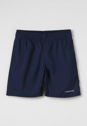 CLUB BERMUDAS  - Sports shorts - darkblue