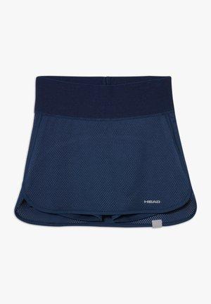 SMASH SKORT - Sportovní sukně - darkblue
