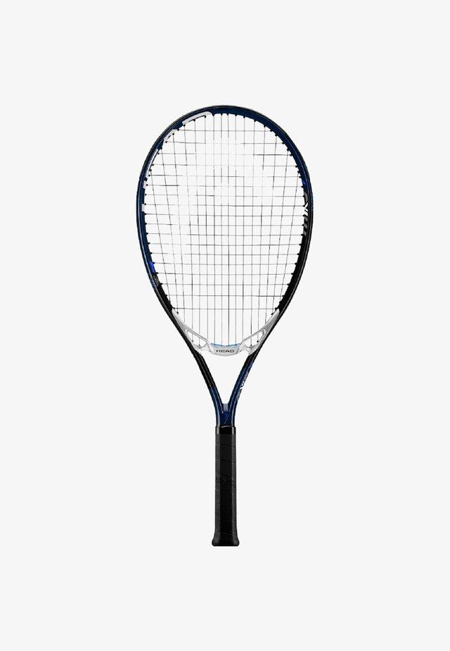 Tennis racket - black/silver