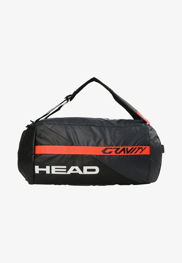 GRAVITY - Sports bag - black