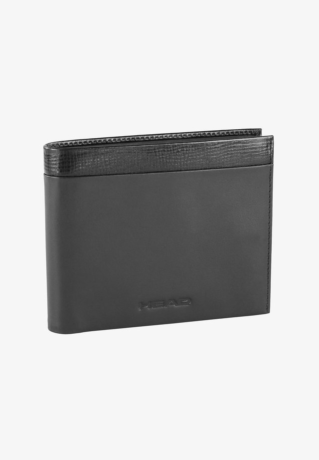 IM FLACHEN DESIGN - Wallet - black