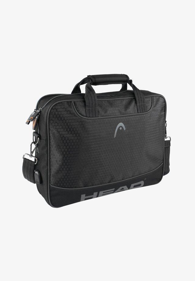 MIT USB-ANSCHLUSS - Briefcase - black