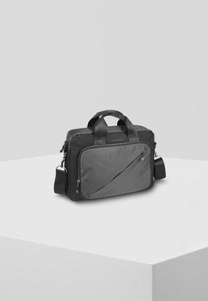 MIT LAPTOPFACH - Aktetas - schwarz