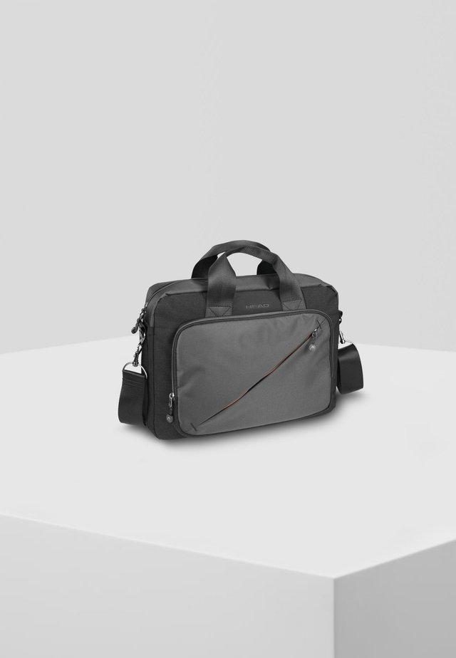 MIT LAPTOPFACH - Briefcase - schwarz