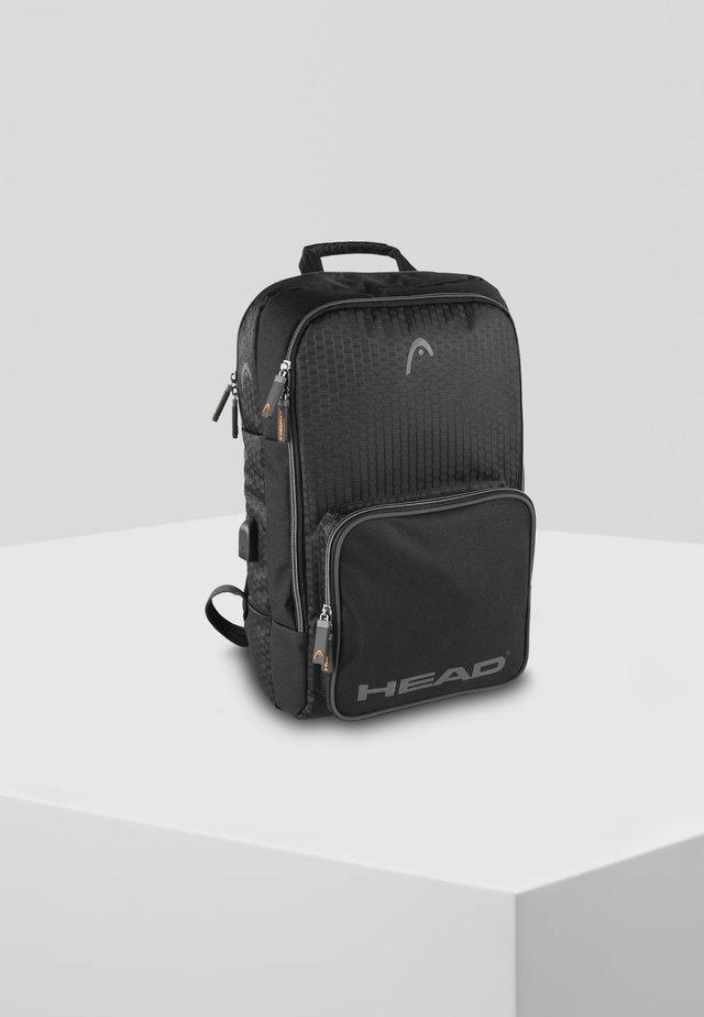 MIT RFID-SCHUTZ - Rucksack - schwarz
