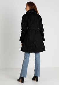 Hoodlamb - LADIES COAT - Parkatakki - black - 3