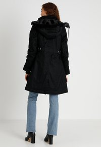 Hoodlamb - LADIES COAT - Parkatakki - black - 2