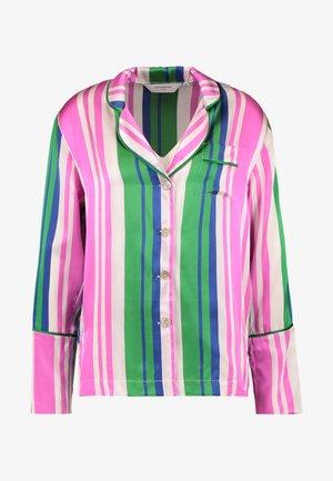 EVIE PRINT  - Pyjama top - pink/blue/white