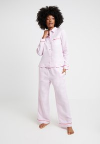 Hesper Fox - PEPPER LONG - Pyjama top - pink - 1