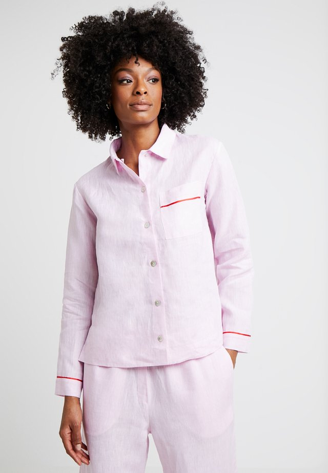 PEPPER LONG - Pyjamashirt - pink