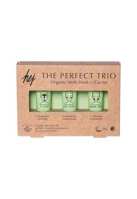 Hej Organic - Cactus Multi Masks 3 Pack - Skincare set - neutral - 1