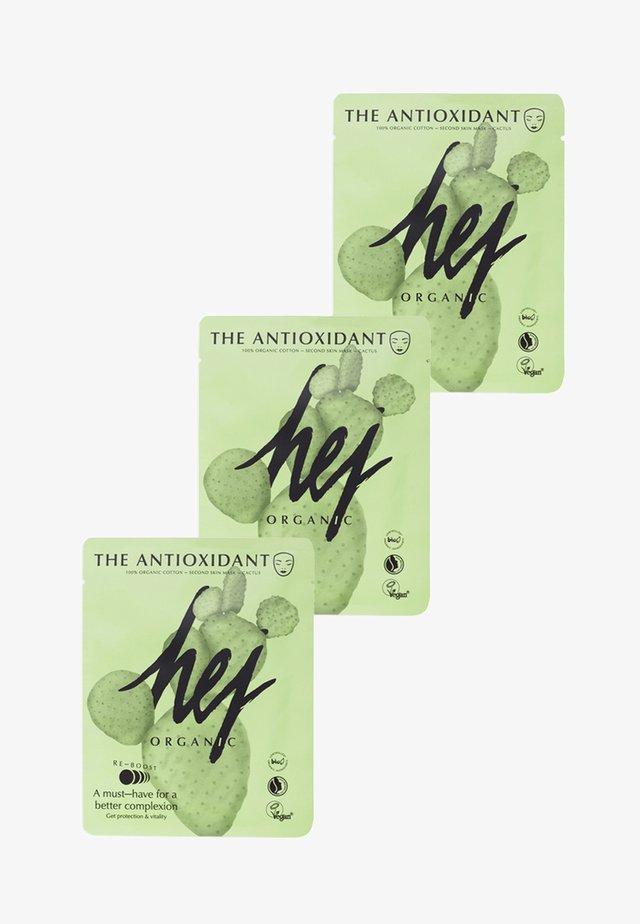 THE ANTIOXIDANT SET - Hudplejesæt - neutral