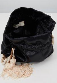 Hermina Athens - HERMINA TOTE - Handbag - black - 4