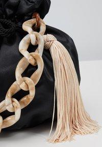 Hermina Athens - HERMINA TOTE - Handbag - black - 6