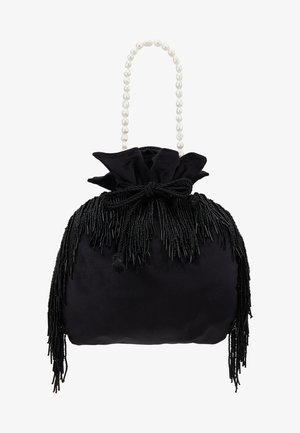 MEDUSA BAG - Borsa a mano - black