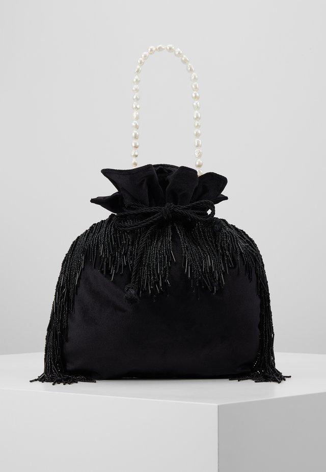 MEDUSA BAG - Handtasche - black