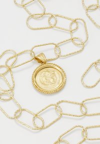 Hermina Athens - HERCULES STATEMENT NECKLACE - Ketting - gold-coloured - 3