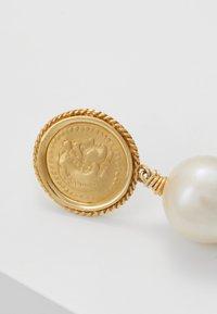 Hermina Athens - HERCULES LOST SEA PIN EARRING SINGLE - Oorbellen - gold - 4