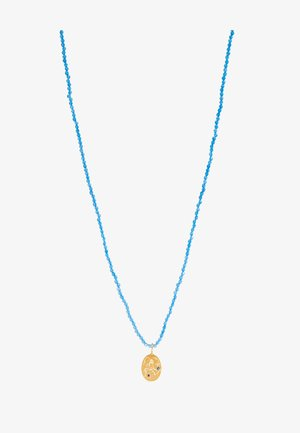 RUNNER NECKLACE - Naszyjnik - navy blue