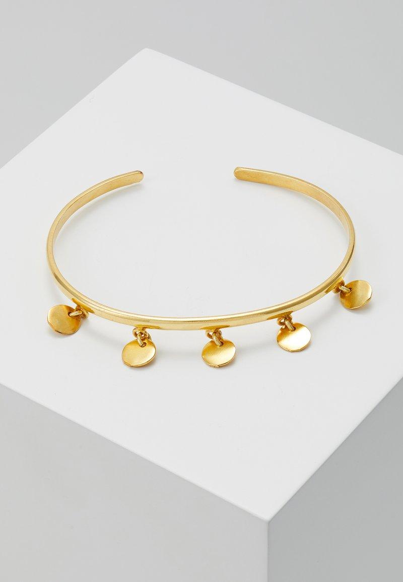 Hermina Athens - ZENDAYA CUFF - Armband - gold-coloured