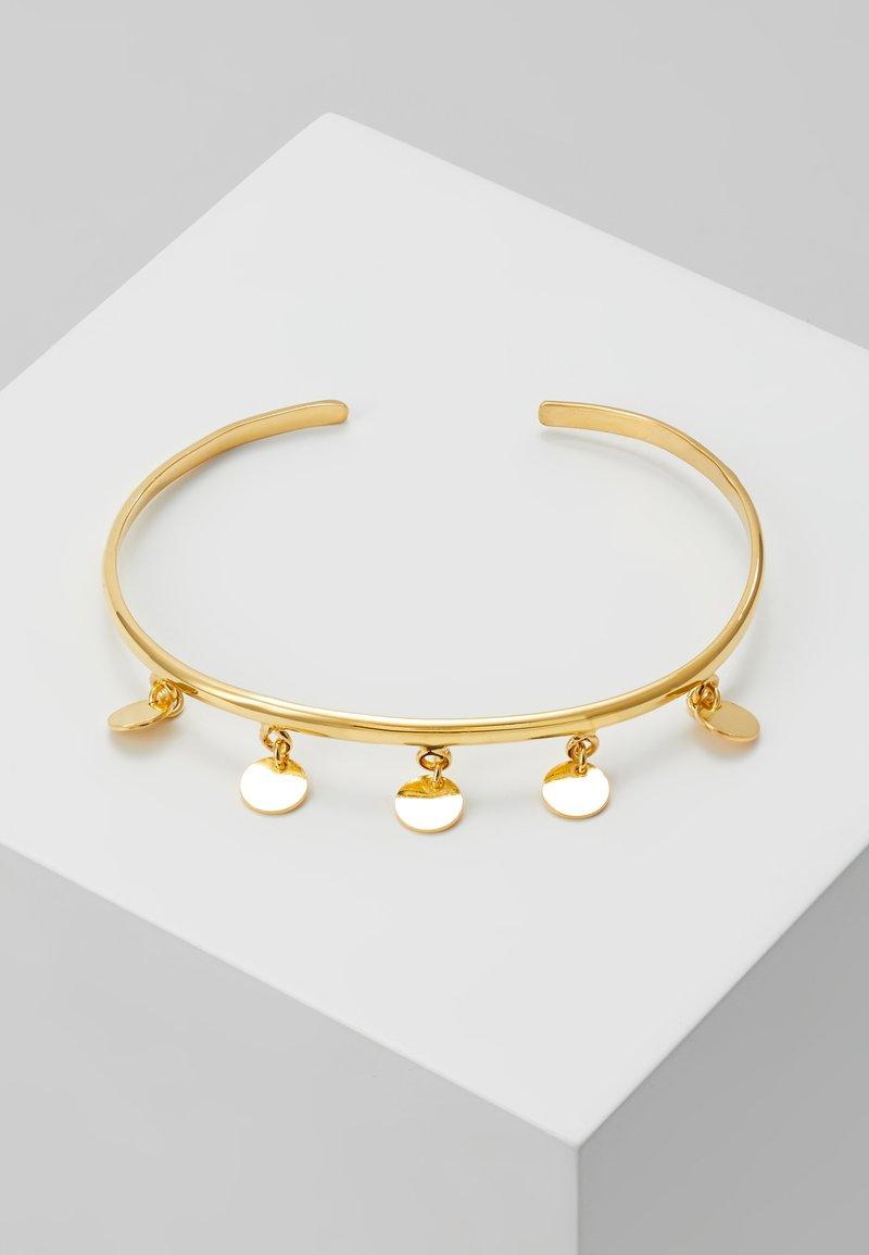 Hermina Athens - ZENDAYA CUFF - Bracelet - gold-coloured