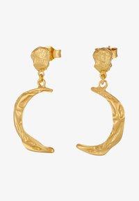 Hermina Athens - MELIES MOON EARRINGS - Earrings - gold-coloured - 1