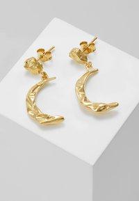Hermina Athens - MELIES MOON EARRINGS - Earrings - gold-coloured - 0