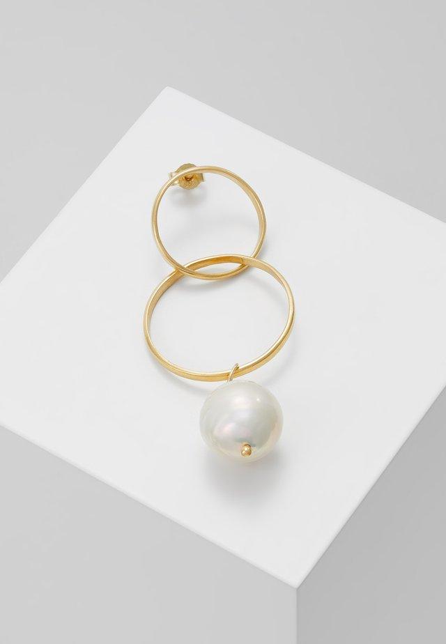 INFINITY LOST SEA EARRING SINGLE - Earrings - gold-coloured