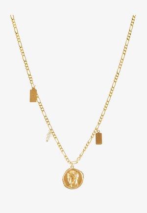 HERMIS LUSTRE SMALL CHOKER/BRACELET - Kaulakoru - gold-coloured