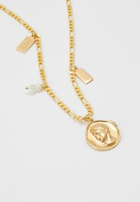 Hermina Athens - HERMIS LUSTRE SMALL CHOKER/BRACELET - Necklace - gold-coloured - 2
